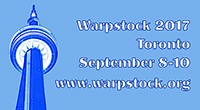 Warpstock Toronto 2017